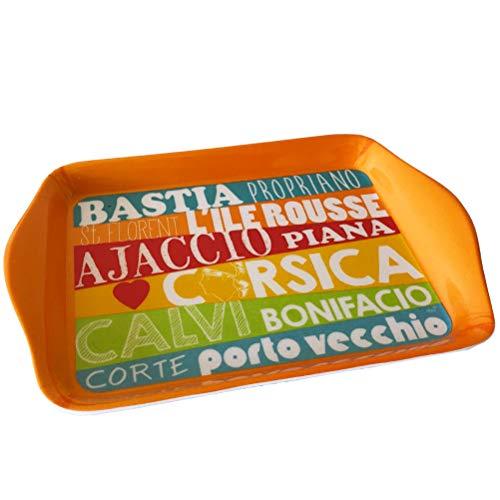 Love Corsica - Bandeja vacía de bolsillo (melamina)