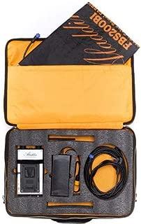 Aladdin Fabric-LITE 350W 3x3' Bi-Color V-Mount LED Panel Kit with Case