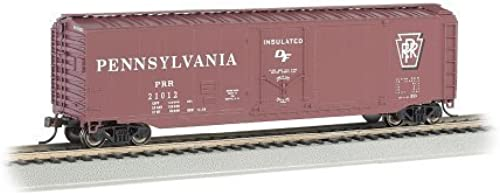 Bachmann Industries HO Scale PRR 50 lug-door Box denn by Bachmann Züge