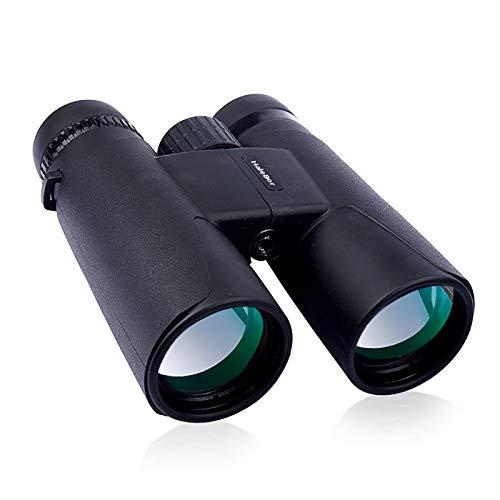 10X42 Binoculares Gafas de visión Nocturna con Poca luz Infrarrojos Impermeable Plegable para observación de Aves, Caza, Eventos Deportivos, Viajes y conciertos para Adultos