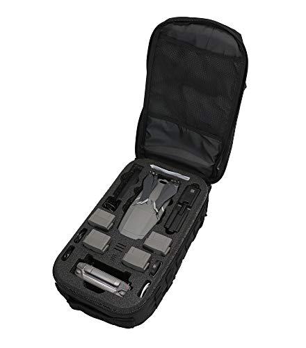 XTREME Outdoor Rucksack für DJI Mavic 2 Pro/Zoom mit Inlay für Drohne, Fly More Kit und viel Zubehör (Rucksack)