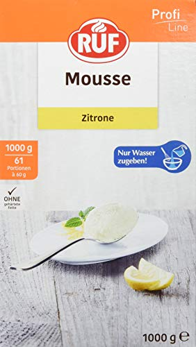 RUF Mousse Zitrone , 1 kg