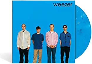 Weezer - Exclusive Limited Edition Blue & White Marble...