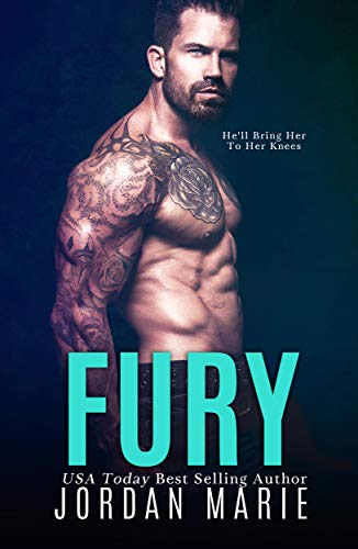 Fury (Savage MC--Tennessee Chapter Book 4)