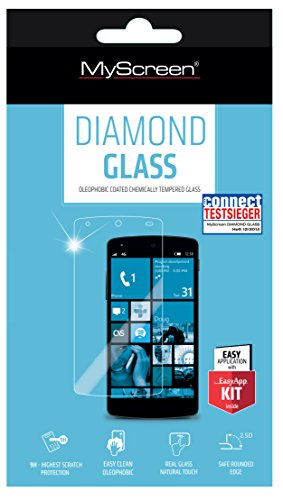 MyScreen HDPFSAG900F-DG Diamond Glass Displayschutzfolie für Samsung Galaxy S5