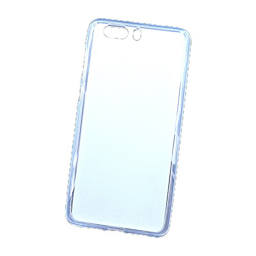 Easbuy Handy Hülle Soft TPU Silikon Hülle Etui Tasche für ZTE Nubia Z17 Mini S Minis Smartphone Bumper Back Cover Handytasche Handyhülle Schutzhülle
