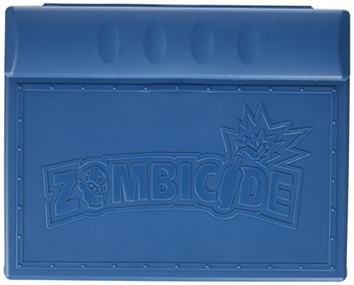 Cool Mini Or Not Zombicide Aufbewahrungsboxen, Brettspiel, Blau