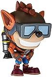 Crash Bandicoot POP Vinyl Figure: Crash Bandicoot w/ Jetpack