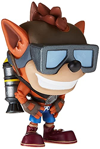 Funko POP! Crash Bandicoot: Crash Bandicoot