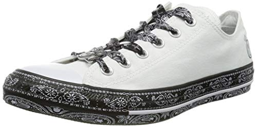 Converse 162235C_41, Zapatos de Tenis Mujer, White, EU