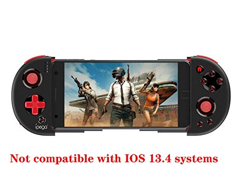 iPega PG-9087S Wireless Gamepad Controller Joystick Telescopic Game Controller for IOS11 Android6.0 and above Tablet PC TV Box