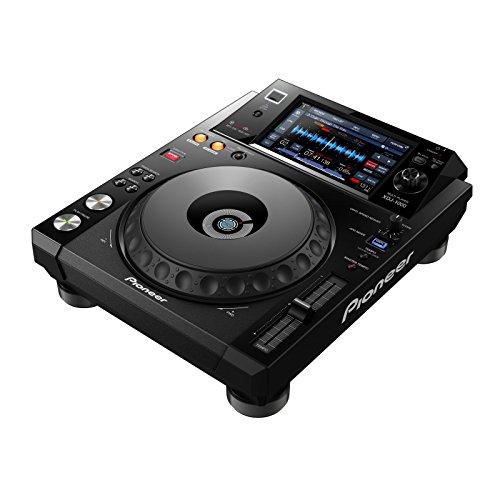 Pioneer XDJ 1000 Rekordbox-kompatibles, voll scratchfähiges, digitales DJ-Deck