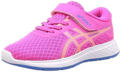 ASICS Unisex-Child 1014A071-700_35 Running Shoes, pink
