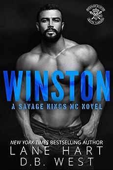 Winston (Savage Kings MC - South Carolina Book 2) by [Lane Hart, D.B.  West]