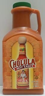 Cholula Original Hot Sauce 64oz.(1/2 gallon) - Pack of 4