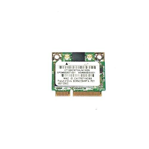 HP Touchsmart tm2Mini PCI-E Wireless Netzwerkkarte bcm943225hmp1a–593837–001