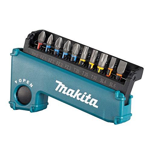 Makita E-03573 Impact Premier - Juego de brocas de torsión (11 piezas)