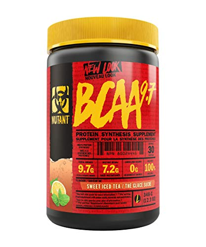 BCAA 9.7 Protein Synthesis Supplement, Sweet Iced Tea