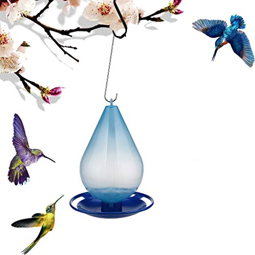 YDGHD 1PACK Bird Feeder Water Hanging Garden Yard Outside Decoration Bird Drinker Distributor automatic Tools Container Toys Pet Supplies
