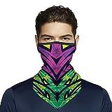 GJKK Mundschutz Adult Magic Turban zum Warmhalten Mund und nasenschutz, kann Filter setzen Bandana Halstuch