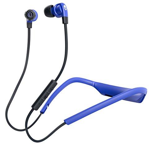 Skullcandy S2PGW-K615 In-Ear Wireless Earphones (Royal Blue)