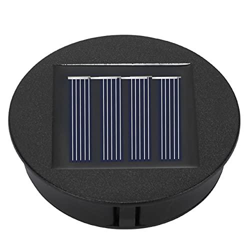 GolWof LED Solarpanel IP44 Waterproof LED Leuchtmitteln Solarpanel Solarlaterne Ersatzteil DIY für Outdoor Hängelaternen LED Solarleuchten Garten Decor