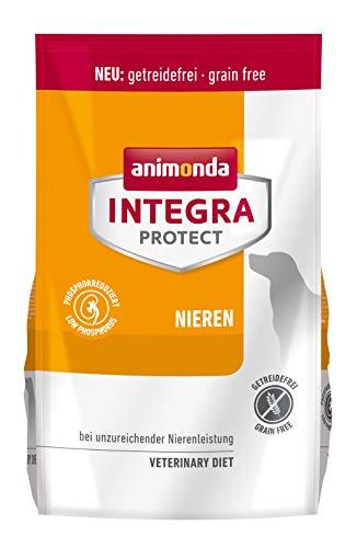 animonda Integra Protect Diät Hundefutter, Trockenfutter bei chronischer Niereninsuffizienz,  Geflügel, 4 kg