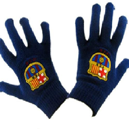 Original Barcelona Barca Winter-Handschuhe ONE SIZE NEU mit Etikette 2012
