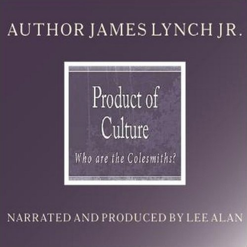 Product of Culture audiobook cover art