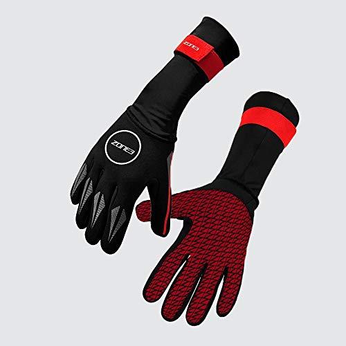 ZONE3 - Neoprene Gloves, Color Black, Talla L