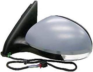 7432508620672 Derb Faro Proiettore a led Dx Destro Parabola Cromata Lato Passeggero