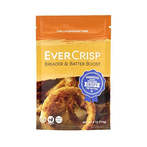 EverCrisp Breader & Batter Boost Vegan OU Kosher Certified ⊘ Non-GMO - 4 oz.