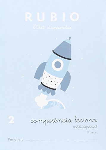 Competència lectora 2. Món espacial (català) (Competència Lectora (Català))