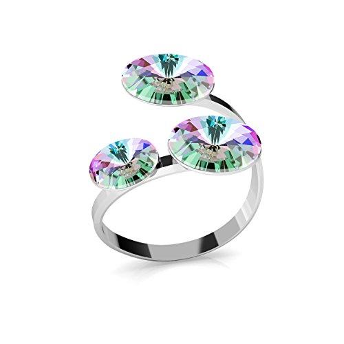 Crystals&Stones Mujer plata
