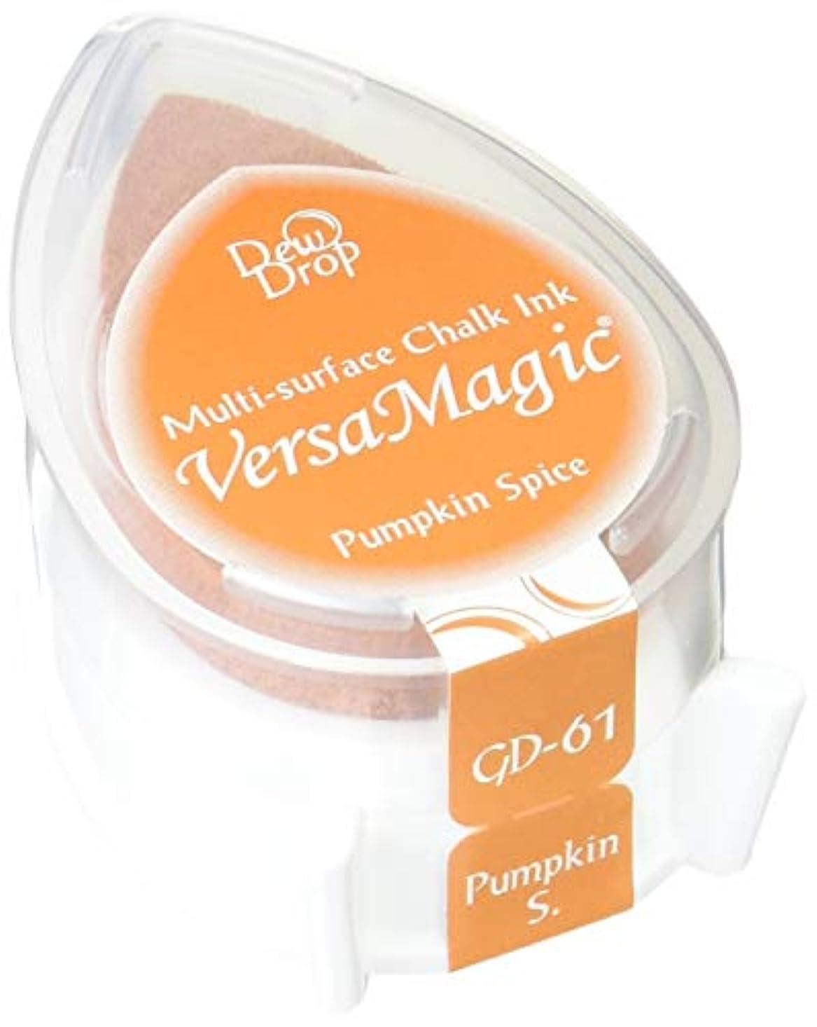 Tsukineko VersaMagic Dew Drop Inkpad of All Kinds, Pumpkin Spice xoidyxrdtgnbxk