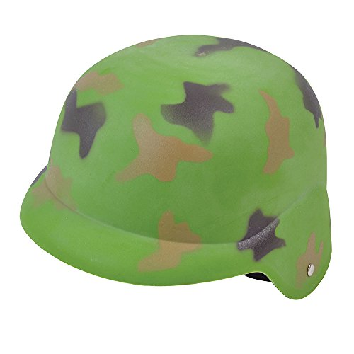 Bristol Novelty Bh572 casque de camouflage, Vert, taille unique