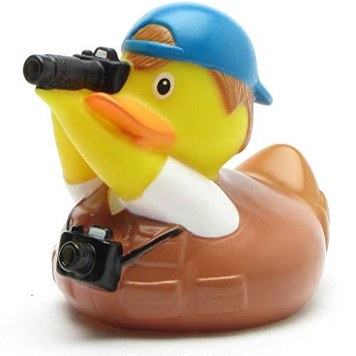 Duckshop I Badeente Fotograf I Fotografen Quietscheente I L: 10 cm