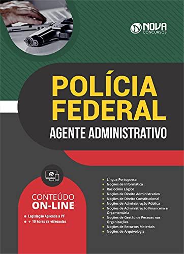 Apostila PF 2021 - Agente Administrativo