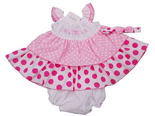 Nursery Time - Robe - Bébé (fille) 0 à 24 mois rose rose 12 - 18 mois