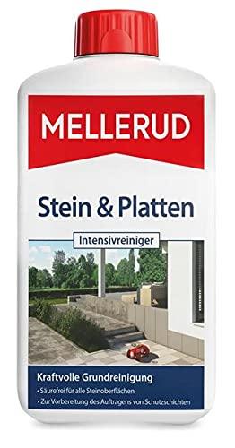 MELLERUD Stein & Platten Intensivreiniger 1 | 2 | 4 Liter für alle Steinarten (1 Stück)