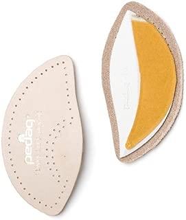Pedag Pedag 165 Balance Leather, Self Adhesive Arch Support, Flatfoot Wedge, Tan, Medium (Women's 5-8)