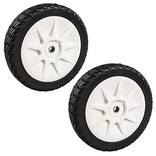 "Stens 2 Drive Wheels for 21"" Deck Toro & Lawn Boy Self Propelled Push Mowers 92-1042"