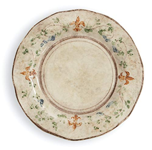 Arte Italica Medici Dinner Plates Set of 4 by Arte Italica