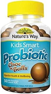 kids probiotic choc balls