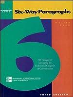SIX-WAY PARAGRAPHS ADVANCED BEGINNING (Jamestown Education Six-way Paragraphs)