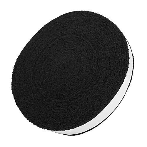 Rollo de agarre de toalla de carrete grande de raqueta de tenis, raqueta de raqueta de bádminton, cinta antideslizante para bádminton, cinta para el sudor, envolturas