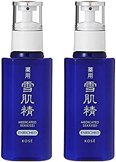 【セット】コーセー 薬用 雪肌精 乳液 エンリッチ 140mL 2個セット 【医薬部外品】