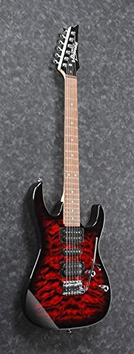 Ibanez Grx70Qa-Trb - Guitarra Eléctrica, Rojo