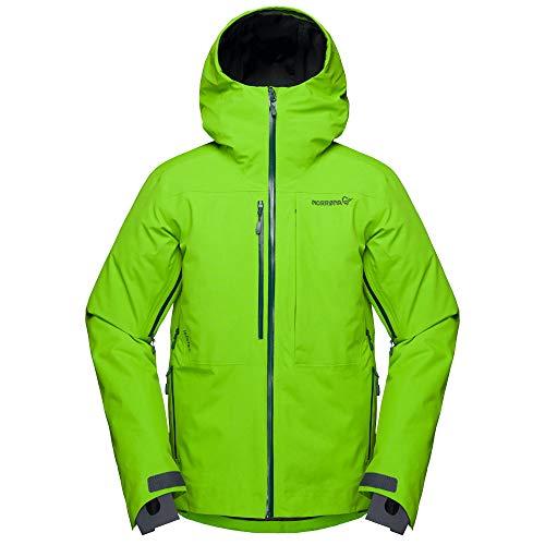Norrøna Herren Lofoten Skijacke grün M