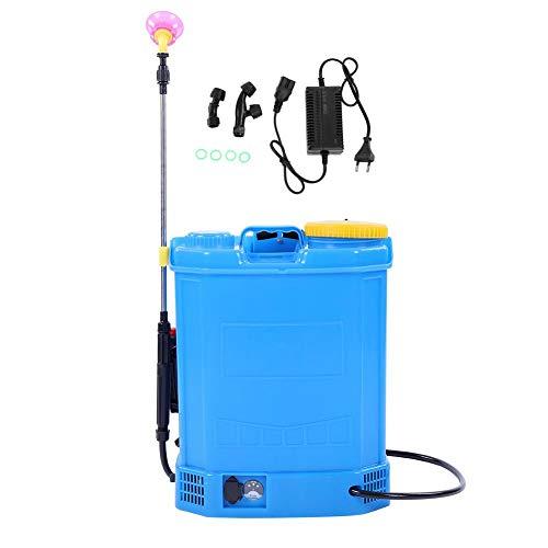 Pulvérisateur de Jardin à Pression Pulvérisateur Electrique Rechargeable Pulvérisateur à Dos 20L(20L)